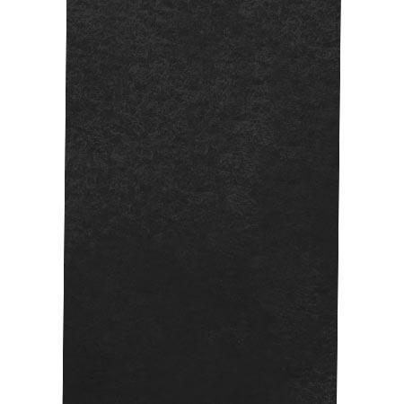 Feutrine adhésive - noir - A4