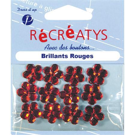 Brillants - Rouge