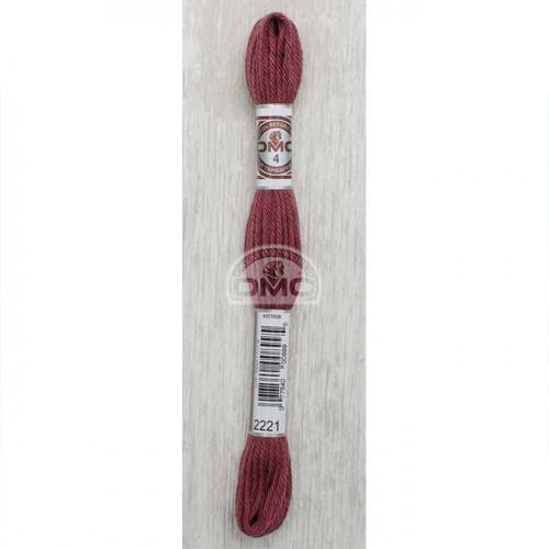 Fil à tapisser Retors Mat - couleur  2221