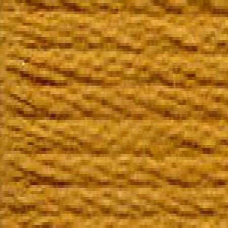 DMC 117 mouliné, fils à broder - couleur 782