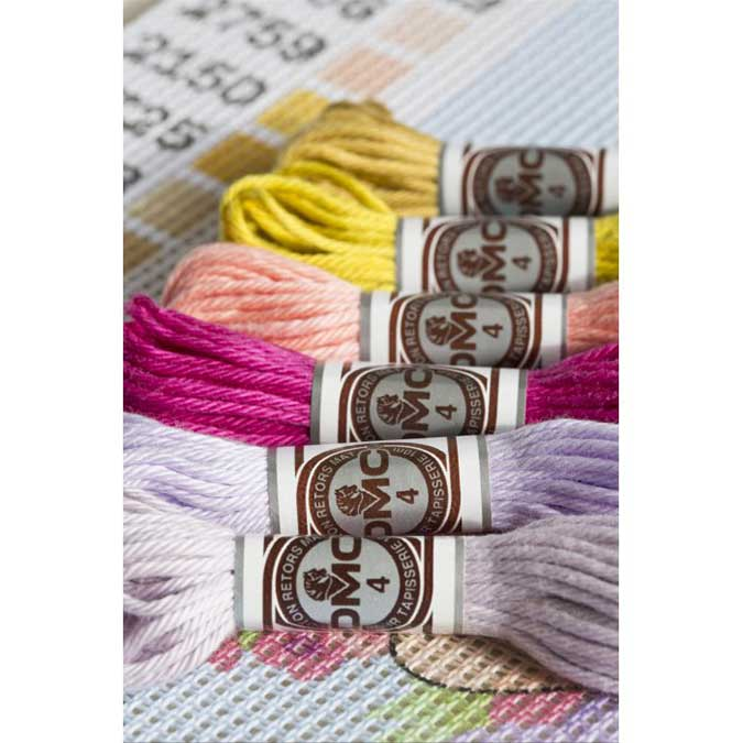 Fil à tapisser Retors Mat - couleur 2154
