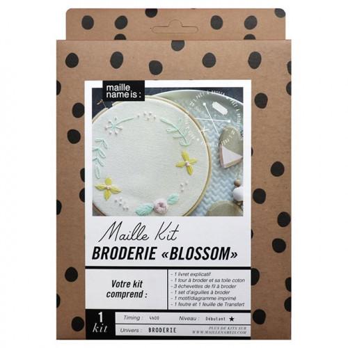 Kit Broderie Blossom