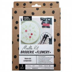 Maille Name is : Broderie