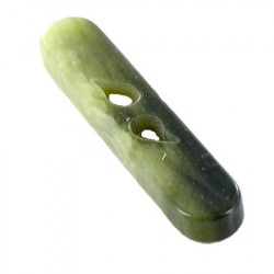 Bûchette vert olive - 5 cm