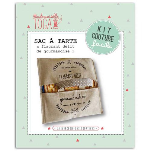 Kit couture facile Sac à tarte