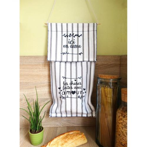 Kit Couture facile Sac à pain