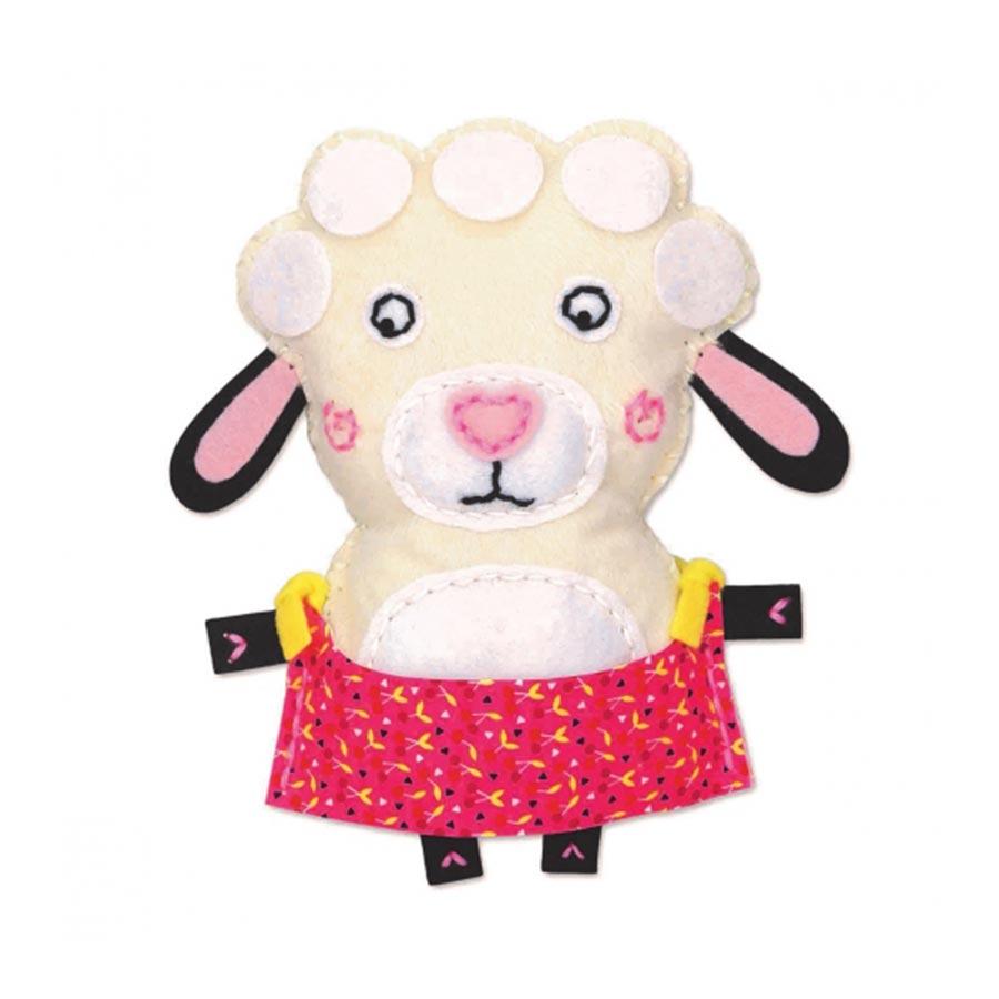 Little Couz'in - Peluche à confectionner - Léontine le Mouton