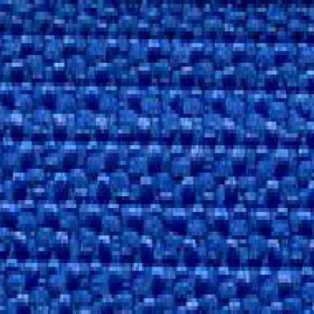 Fermeture « Eclair » nylon séparable 35 cm - Bleu drapeau