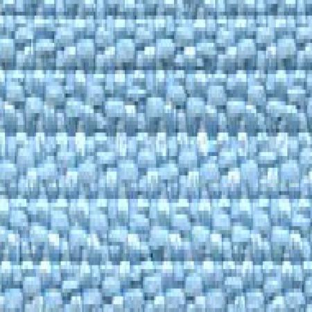 Fermeture « Eclair » nylon séparable 50 cm - Bleu layette
