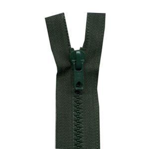 Fermeture « Eclair » nylon séparable 45 cm - Lichen