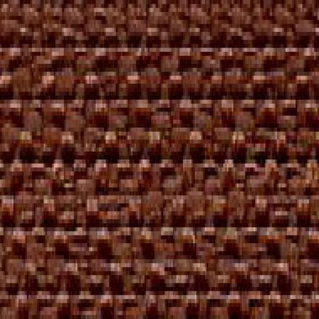 Fermeture « Eclair » nylon séparable 60 cm - Muscade