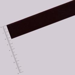 ruban velours 2,2 cm