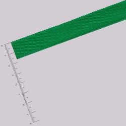 Ruban gros grain - 1,6 cm - Vert gazon