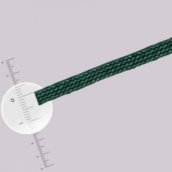 Lacet polyester - Vert pelouse