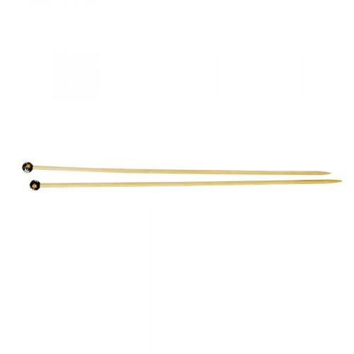 Aiguilles à tricoter en bambou numéro 5,5