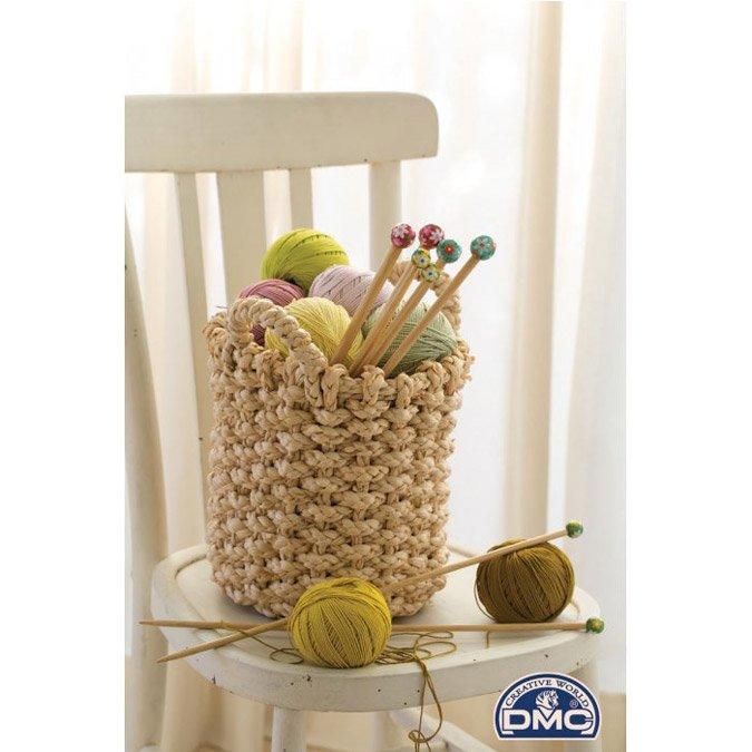 Aiguilles à tricoter en bambou - N° 4 - rose