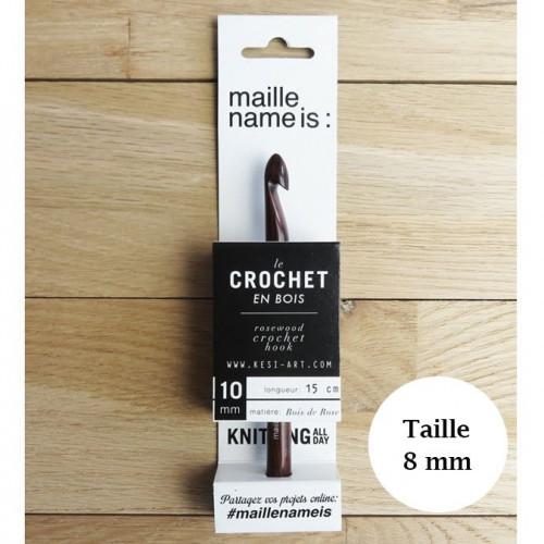 Crochet - 8 mm