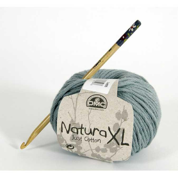 Crochet en bambou - N° 6