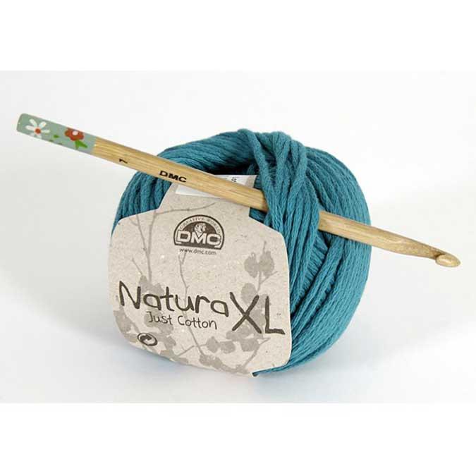 Crochet en bambou - N° 7