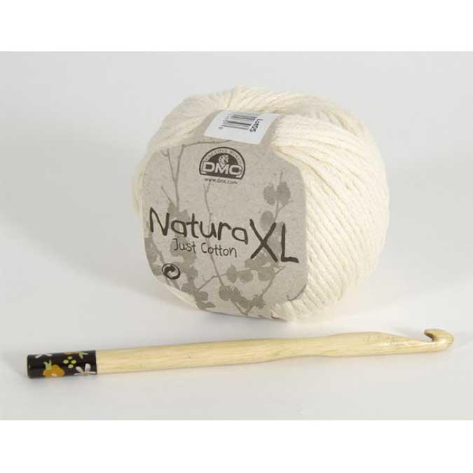 Crochet en bambou - N° 9