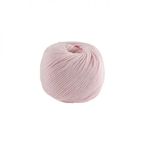 Fil à tricoter, crocheter Natura Medium - barbe à papa 04 - 50 g