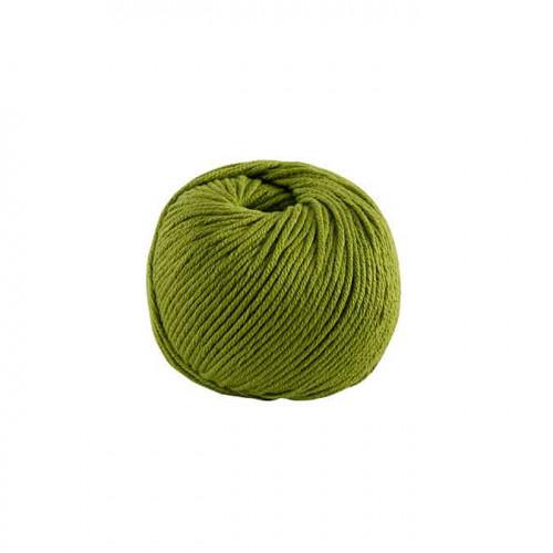 Fil à tricoter, crocheter Natura Medium - lichen 08 - 50 g