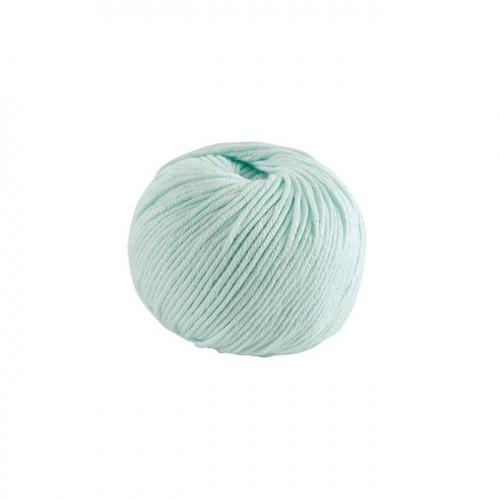Fil à tricoter, crocheter Natura Medium - aqua 137 - 50 g
