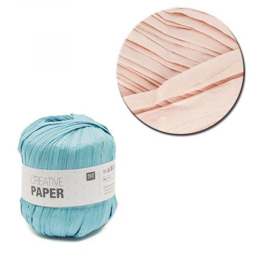 Creative Paper - Papier à crocheter - Poudre - 55 m
