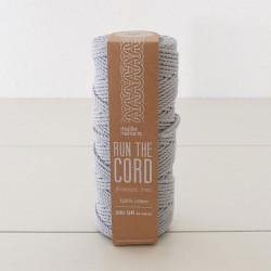 Run the Cord - Fil Macramé 3 mm