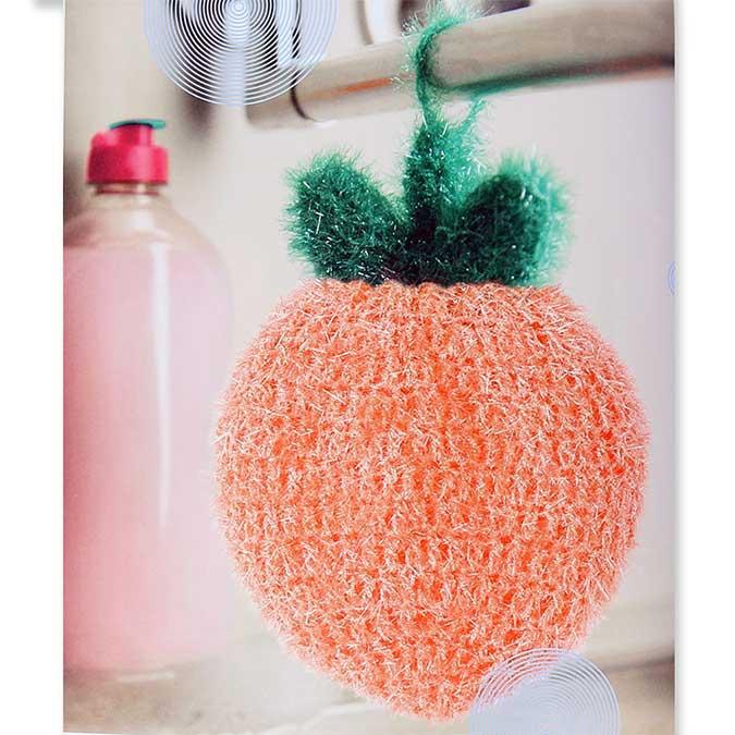 Creative Bubble - Laine éponge à tricoter - Fuchsia - 90 m