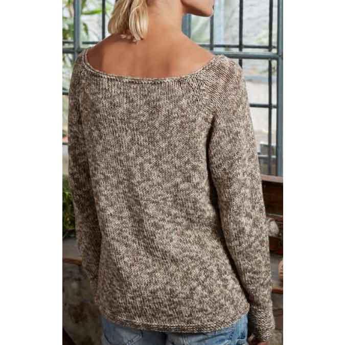 Fil à tricoter, crocheter Natura Denim - couleur 133