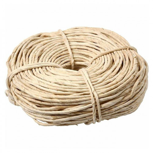 Corde de maïs naturel - 3,5 à 4 mm - 500 g