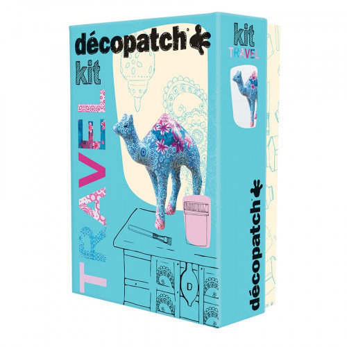Décopatch - Kit Travel
