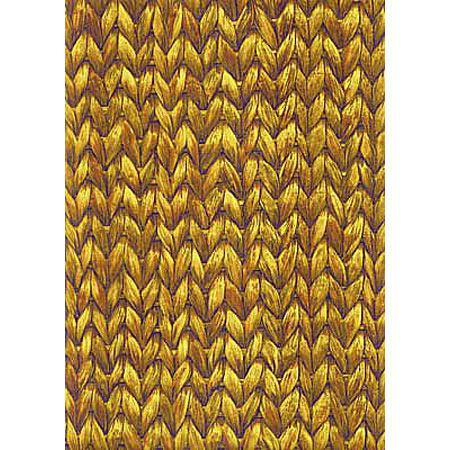 Feuille décopatch - laine - 30 x 40 cm
