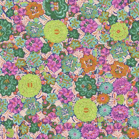 Feuille Décopatch - Page fleurie - 670 - 30 x 40 cm