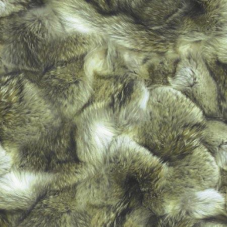 Feuille Décopatch - Imitation fourrure - 674 - 30 x 40 cm
