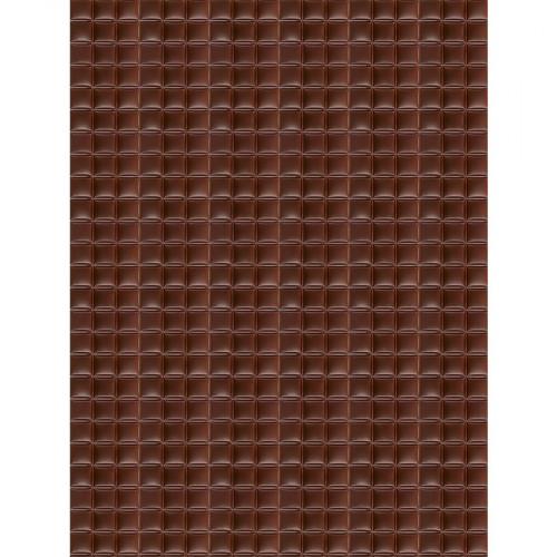 Feuilles Décopatch 680 - Tablette de chocolat - 30 x 40 cm