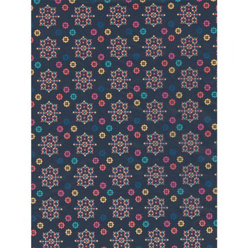 Feuille Décopatch - Petits motifs d'Orient - 704 - 30 x 40 cm