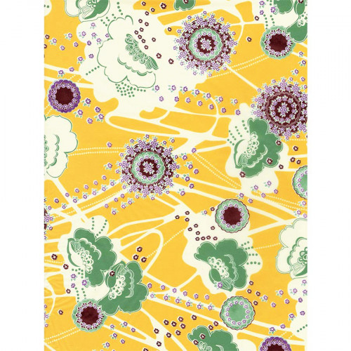 Feuille Décopatch - Fleurs zen - 708 - 30 x 40 cm