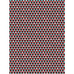Feuille Décopatch - Rouge