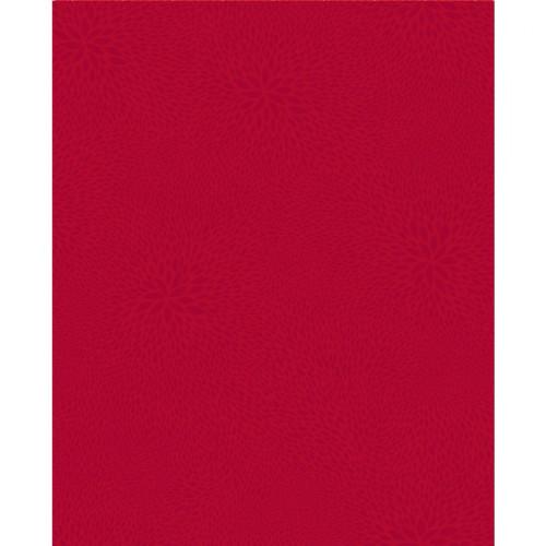 Feuille Décopatch 724 - Gouttes, tons rouge Noël - 30 x 40 cm