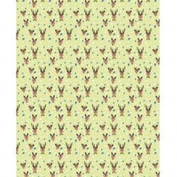 Feuille Décopatch - Vert