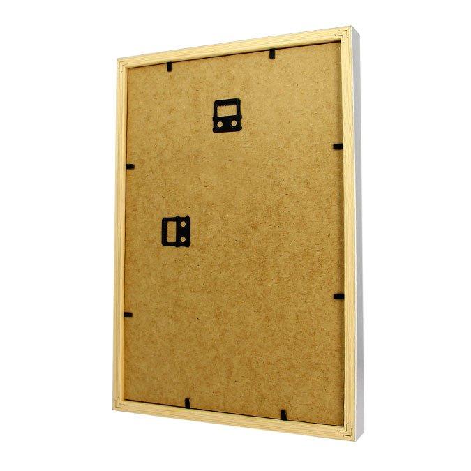 Vitrine carla 3D - 10x15 cm - Argent