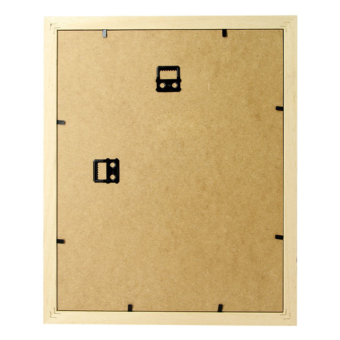 Cadre Vitrine XXL brut - 30 x 40 cm