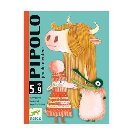 Pipolo - Jeu du menteur