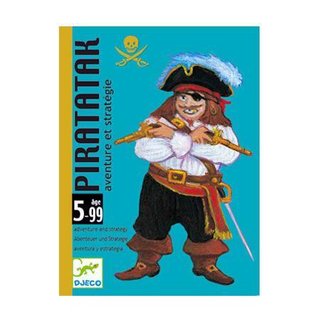 Piratatak - Jeu d'aventure et de stratégie