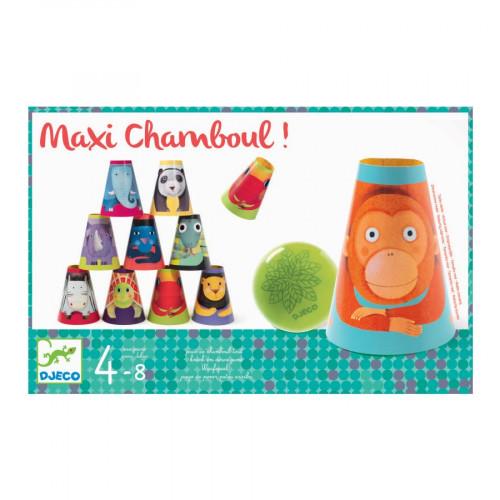 Jeux d'adresse - Maxi Chamboul !