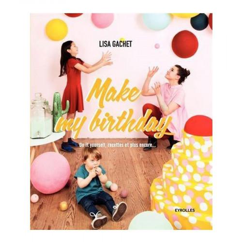 Livre - Make my Birthday