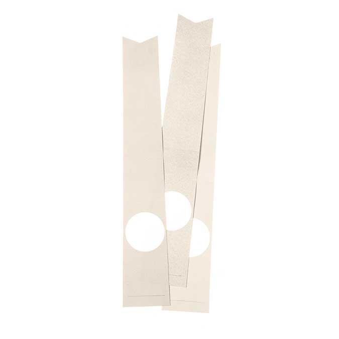 NIO kraft - 10 banderoles - 31 x 5,5 cm