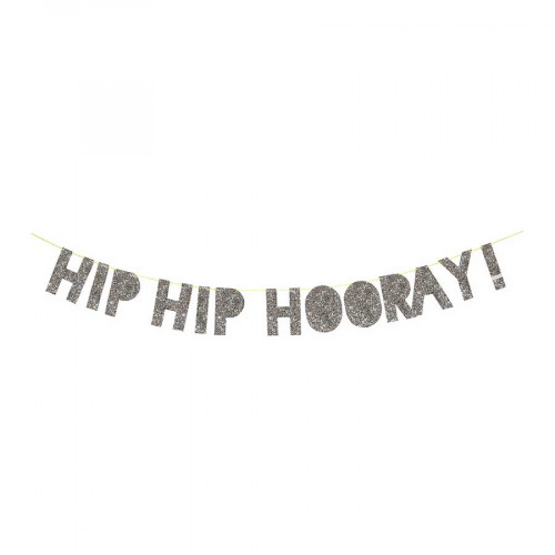 Guirlande - Hip hop hooray - 4,3 m